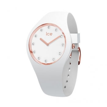 ICE cosmos - White Rose-gold - Small (2H)