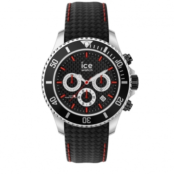ICE STEEL - BLACK RACING - LARGE - CH