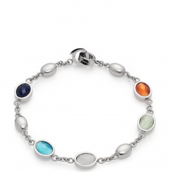 Farbenfrohes Armband Romi Clip&Mix