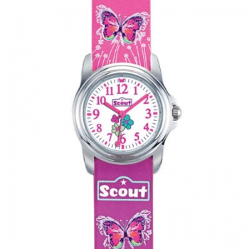 Scout Kinder Armbanduhr Sweeties - Pink