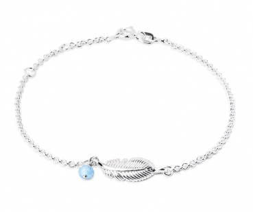 Heartbreaker Armband blauer achat - light as a feather