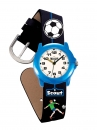 Scout Kinder Armbanduhr Crystal - Fussball
