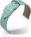 Uhrenarmband Nappa Fashion - mint